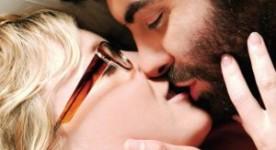 Affiche du film Le baiser du barbu