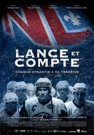 Affiche du film Lance et compte