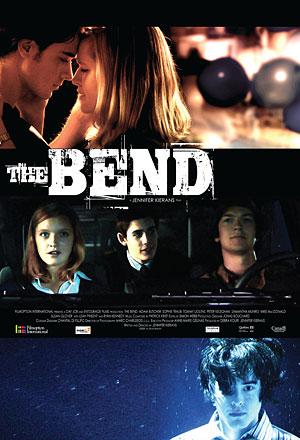 Affiche du film The Bend (©Filmoption International)