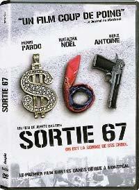 Sortie 67 de Jephté Bastien : le DVD est arrivé