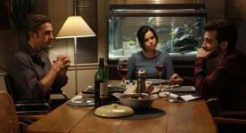 Good Neighbours: Scott Speedman, Emily Hampshire, Jay Baruchle