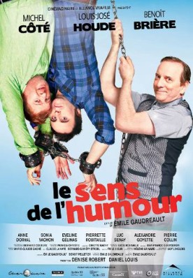 Sens de l'humour, Le – Film d'Émile Gaudreault