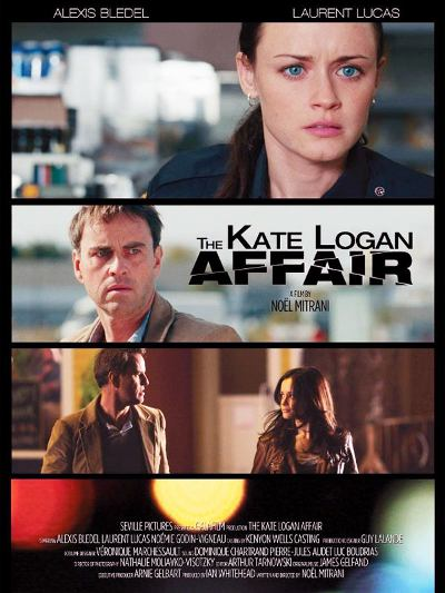 Affiche du thriller The Kate Logan Affair