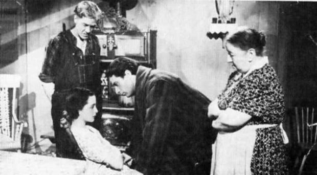 Extrait d'une scène du film Le gros Bill (source filmsquebec.com)