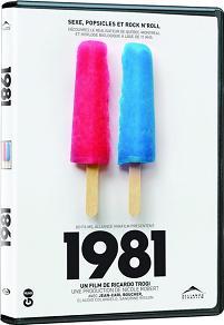 [Sortie DVD] 1981 de Ricardo Trogi: sexe, popsicle et rock'n roll