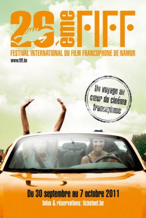 Festival international du film francophone de Namur - 2011