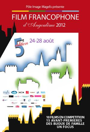 Festival du film francophone d'Angoulême 2012