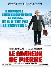 Affiche française du film Le bonheur de Pierre de Robert Ménard