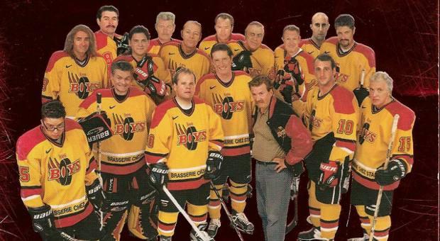 Toute la gang des Boys III, championne du box office québécois de 2001