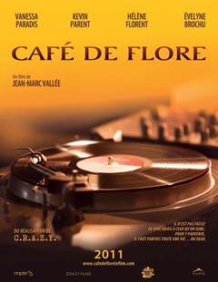 Café de Flore de Jean-Marc Vallée (affiche provisoire)