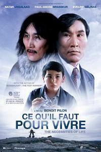 Affiche Belge du film Ce qu'il faut pour vivre