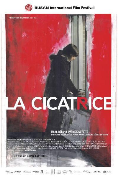 Cicatrice, La (affiche du film de Jimmy Larouche)