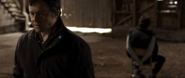 Marc Béland dans le film québécois La cicatrice (©Pipingo Films)