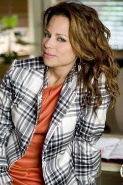 La comédienne Suzanne Clément
