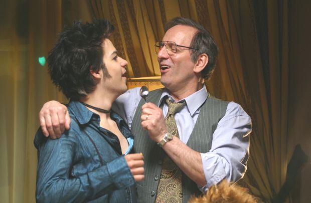 C.R.A.Z.Y. : Marc-André Grondin et Michel Côté