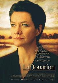 La Donation de Bernard Émond sort en DVD
