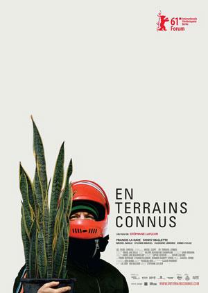 Affiche du film En terrains connus de Stéphane Lafleur(©Films Christal)