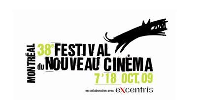 Festival du Nouveau Cinéma 2009 (Logo)