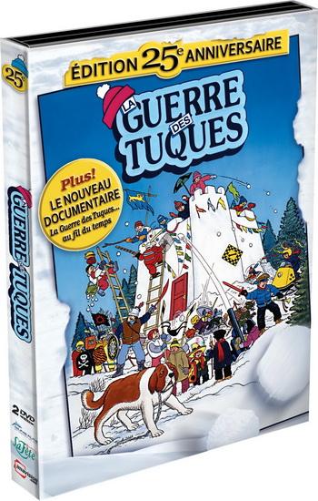 Guerre des tuques (Coffret DVD 25e anniversaire)