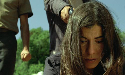 Lubna Azabal dans Incendies