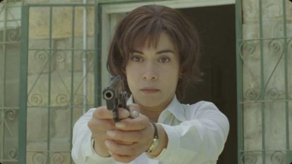 Lubna Azabal dans le rôle de Nawal (Incendies)
