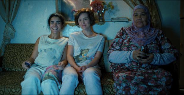 Inch'Allah d'Anaïs Barbeau-Lavalette (Évelyne Brochu, Sabrina Ouazani)