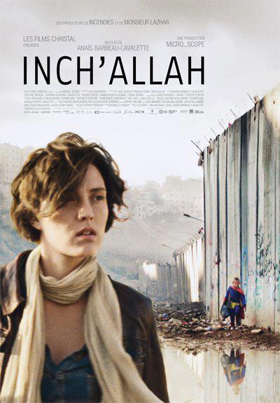 Inch'Allah d'Anaïs Barbeau-Lavalette (Affiche)