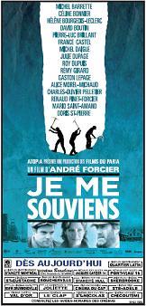 [Sortie DVD] Je me souviens d'André Forcier