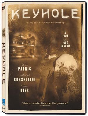 Keyhole de Guy Maddin (Pochette DVD © Films Séville)