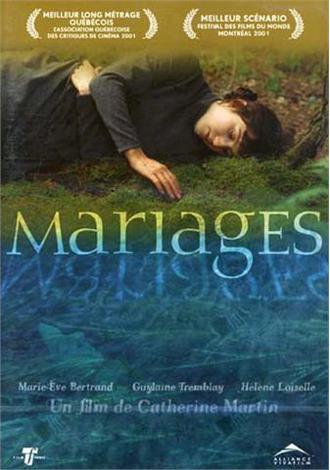 Résumé détaillé du film Mariages de Catherine Martin