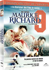 Double DVD de Maurice Richard
