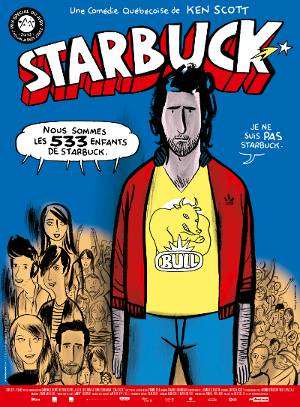 Affiche française du film Starbuck