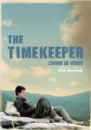The Timekeeper (Louis Bélanger) - Pochette DVD