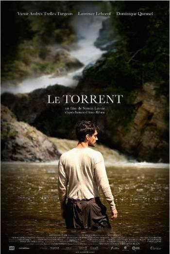 Le torrent de Simon Lavoie (Affiche du film)