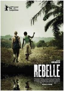 Rebelle (War Witch) de Kim Nguyen (affiche du film)