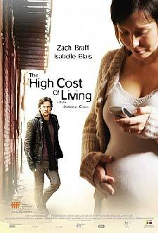 Affiche du film de Deborah Chow The High Cost of Living