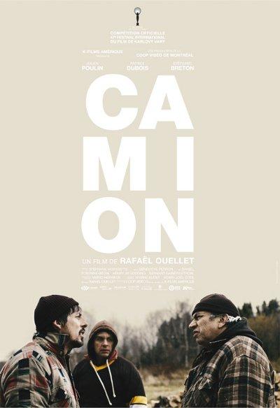 Affiche du film Camion de Rafaël Ouellet