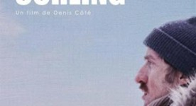 Affiche offcielle du film Curling de Denis Côté