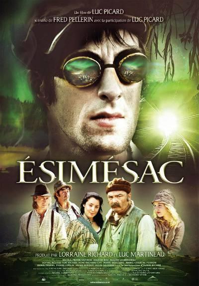 Affiche du film Ésimésac de Luc Picard
