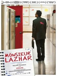 Affiche française du film Monsieur Lazhar