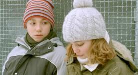 Émilien Néron et Sophie Nélisse dans Monsieur Lazhar de Philippe Falardeau