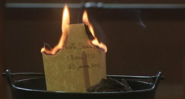 On ne mourra pas d'en parler de Violette Daneau (23 mars 2012)