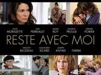 affiche du film Reste avec moi de Robert Ménard