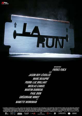 Affiche du film La Run des frères Fuica
