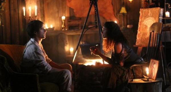 Nicola-Frank Vachon et Isabel Richer dans Ésimésac de Luc Picard