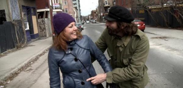 Marie-Chantale Perron et David La Haye, J'espère que tu vas bien ©Aviva Communications