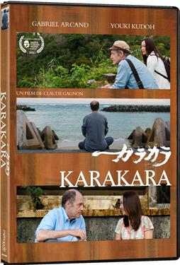 Pochette DVD du film Karaka de Claude Gagnon