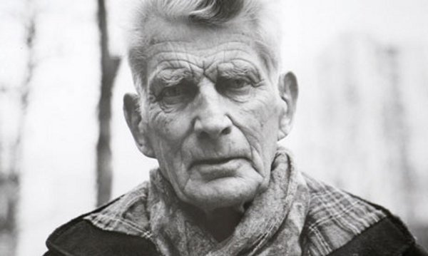 L'auteur et dramaturge lauréat du prix Nobel Samuel Beckett