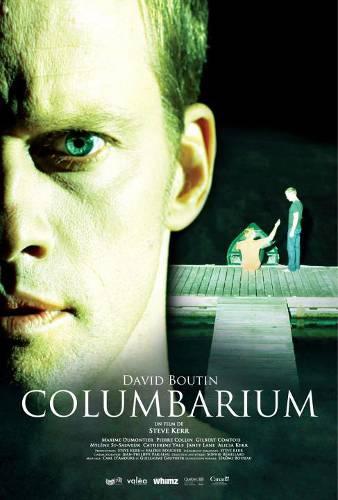 Affiche du suspense Columbarium, réalisé par Steve Kerr (©FunFilm)