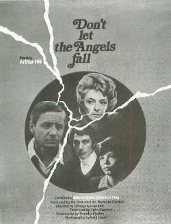 Affiche de Don't let the angels fall (George Kaczender)